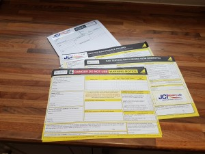 gas safe forms